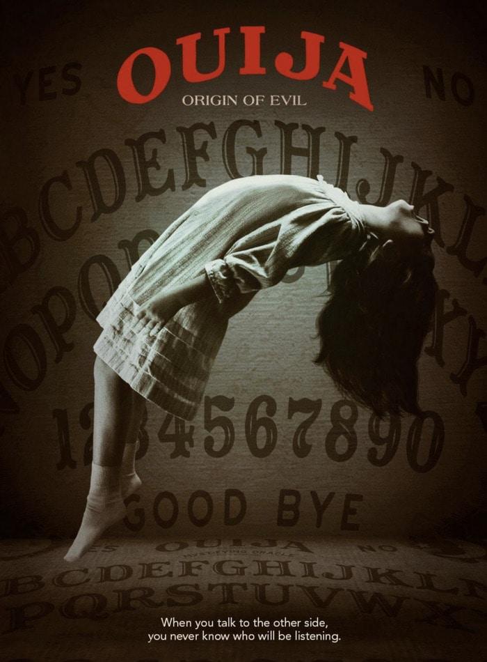 Underrated Overrated Halloween Movies - Ouija Origin of Evil
