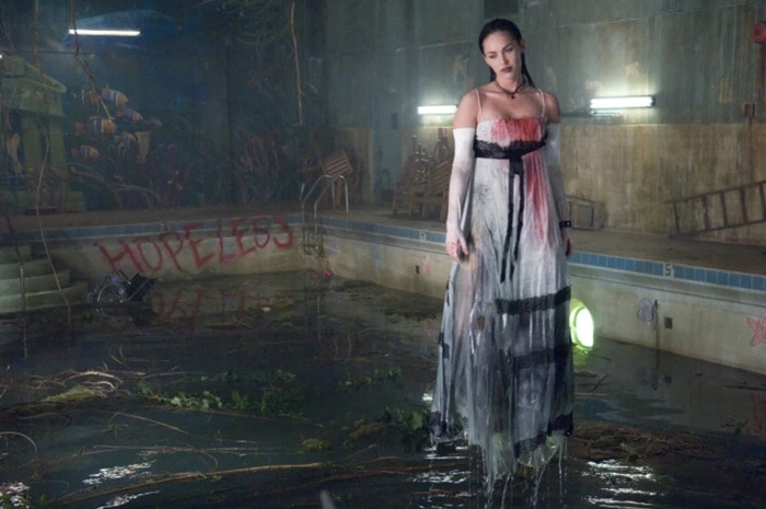 Underrated Overrated Halloween Movies - Jennifer's Body