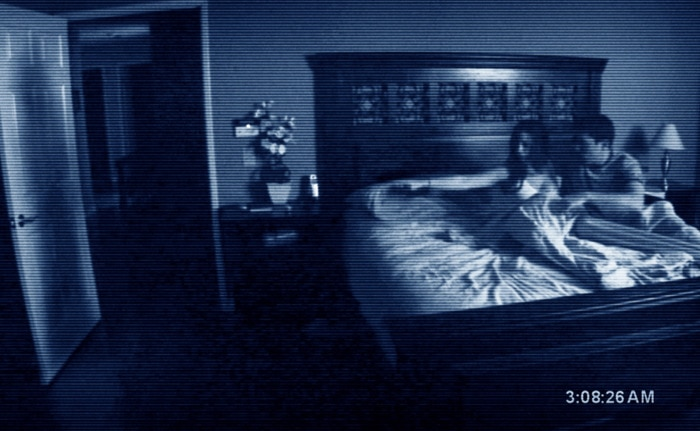 Underrated Overrated Halloween Movies - Paranormal Activity