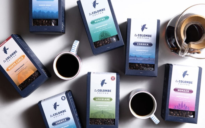Best Coffee Subscription Boxes - La Colombe Coffee Roasters
