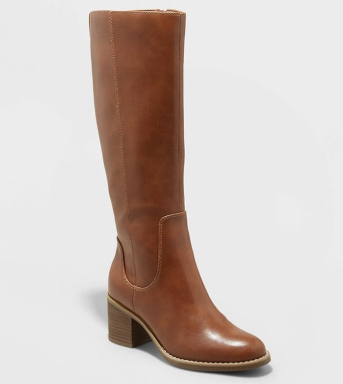 Fall Boots 2021 - Target Brown Knee High Boots