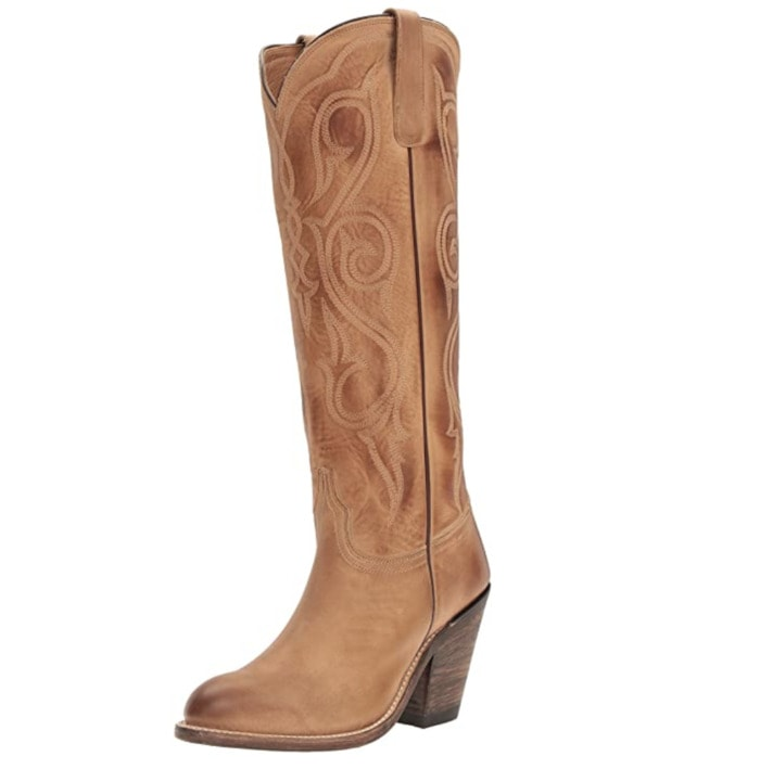 Fall Boots 2021 - Brown Riding Boot