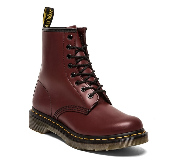 Fall Boots 2021 - Red Doc Martens