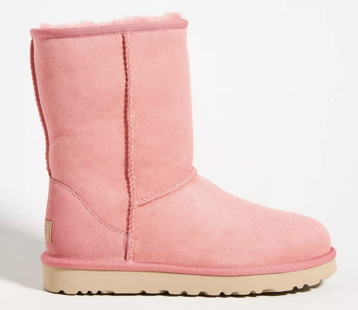 Fall Boots 2021 - Pink UGG