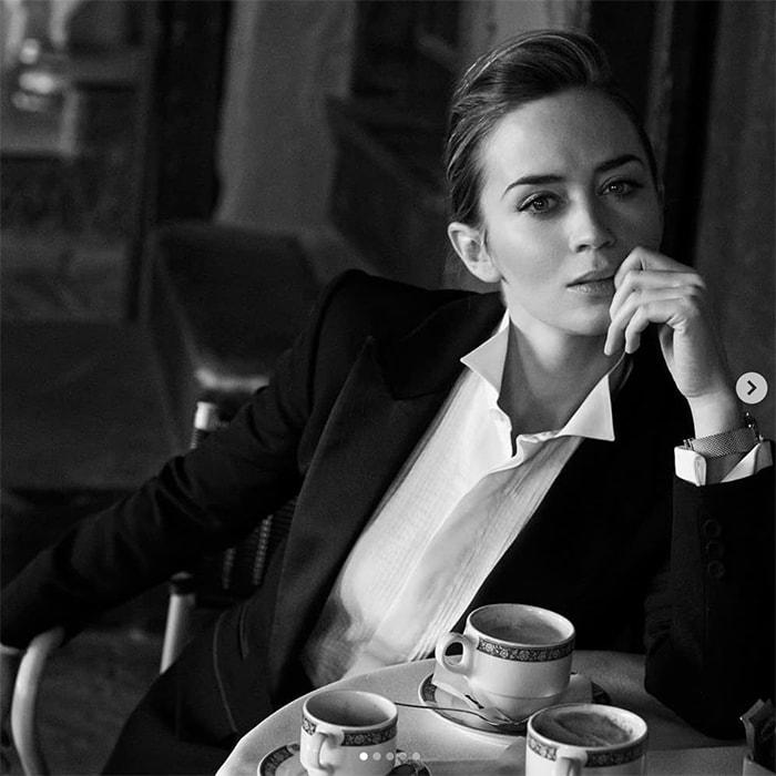 Female James Bond - Emily Blunt