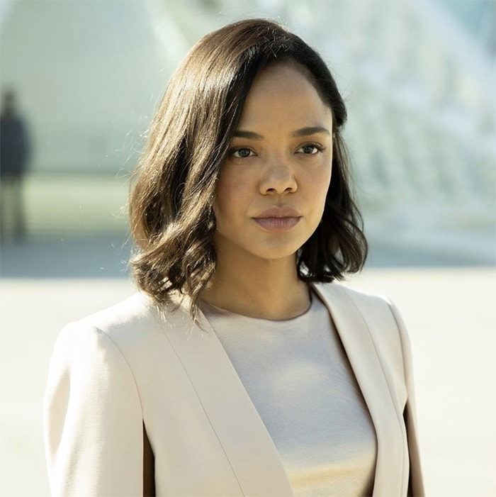 Female James Bond - tessa thompson