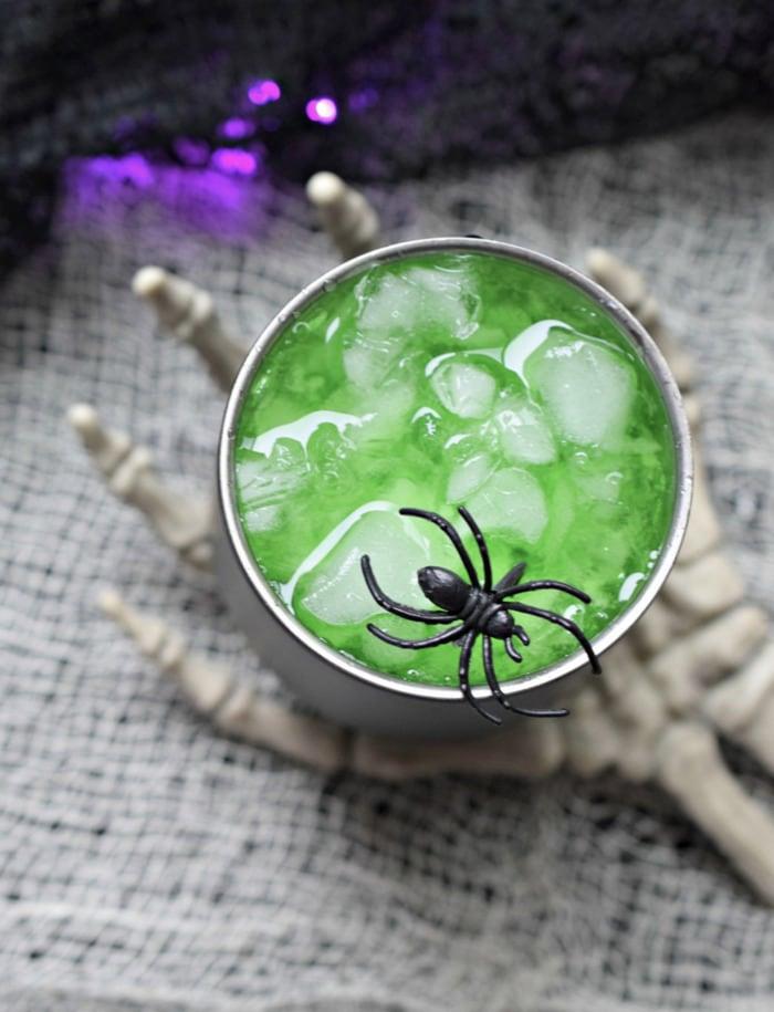 Halloween Cocktails - Phantom Potion