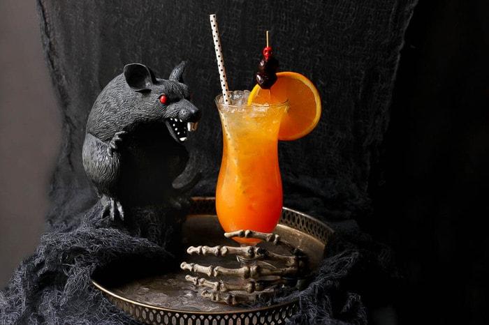 Halloween Cocktails - Zombie
