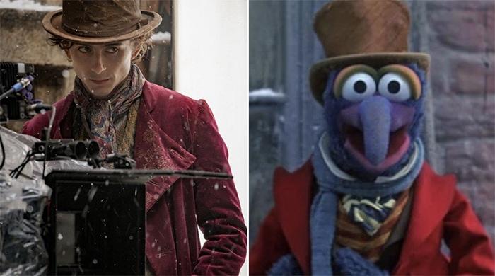 Willy Wonka Timothee Chalamet Memes Tweets