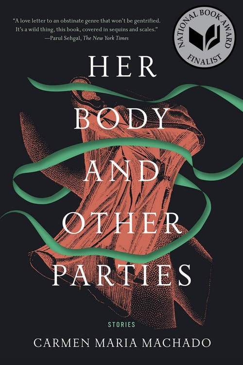 Best Ghost Story Books - Her Body and Other Parties