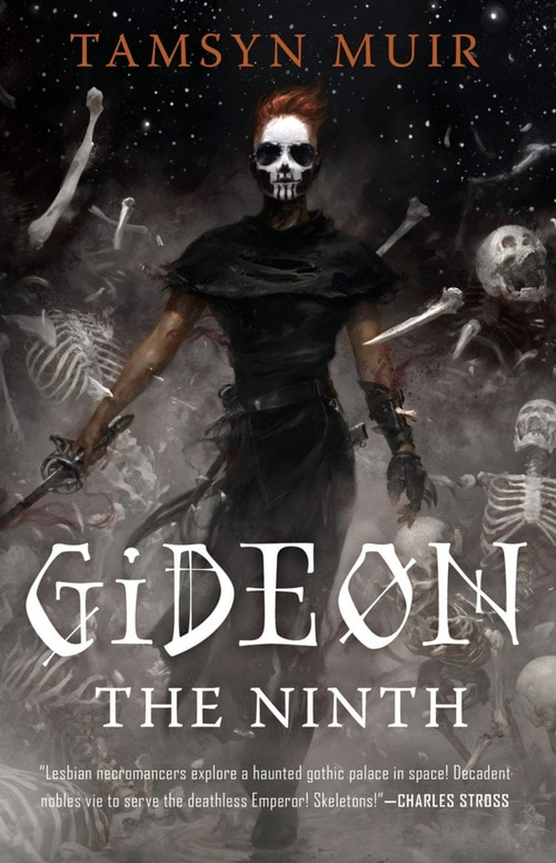 Best Ghost Story Books - Gideon the Ninth