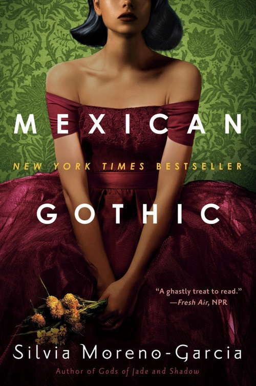 Best Ghost Story Books - Mexican Gothic