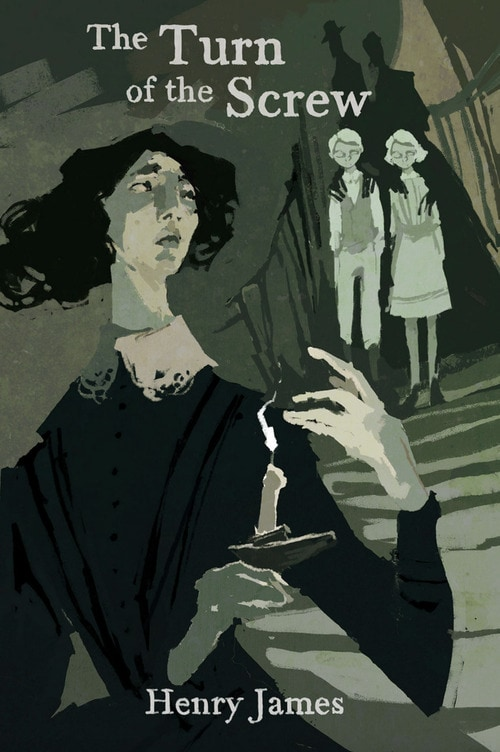 Best Ghost Story Books - The Turn of the Screw