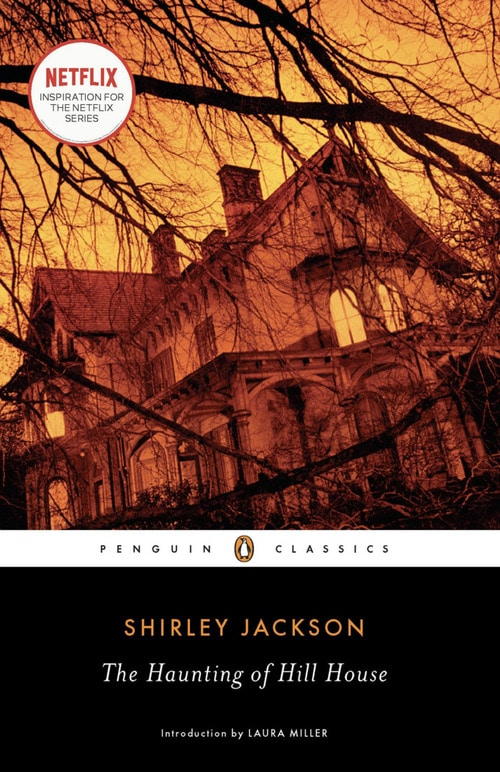 Best Ghost Story Books - The Haunting of Hill House