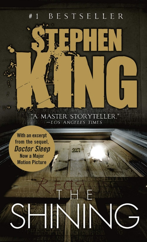 Best Ghost Story Books - The Shining