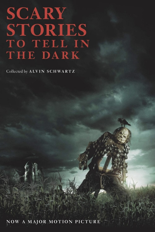 Best Ghost Story Books - Scary Stories to Tell in the Dark