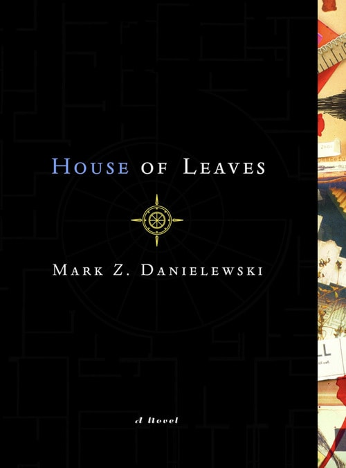 Best Ghost Story Books - House of Leaves