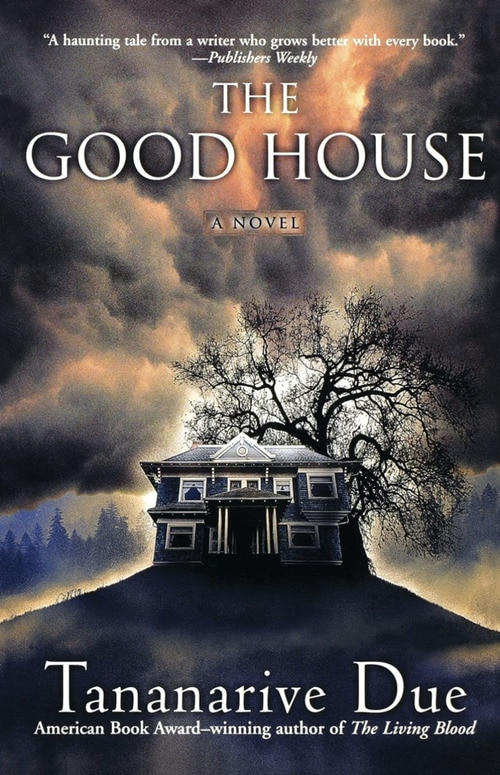 Best Ghost Story Books - The Good House