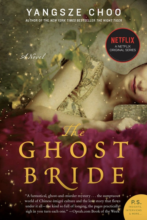 Best Ghost Story Books - Ghost Bride