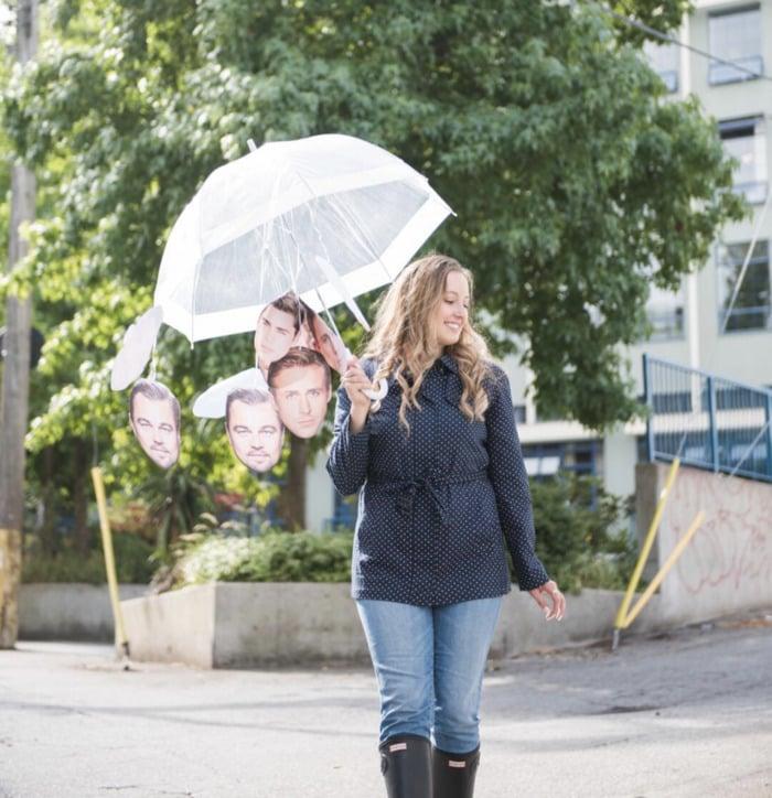 Easy Halloween Costumes - It's Raining Men