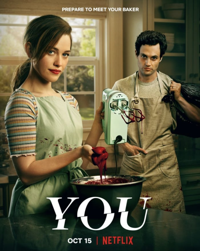 You Season 3 - promotional cover