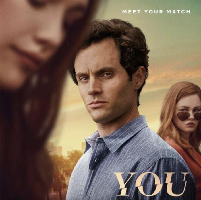 You Season 3 - Season 2 cover